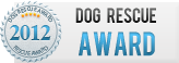 2012 Dog Rescue Award