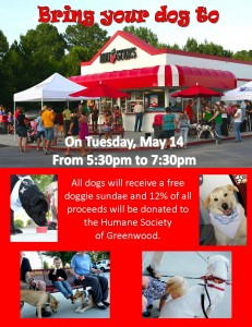 Bruster's Night For The Dogs!