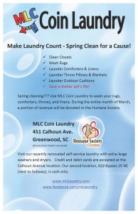 MLC Laundry Flyer March 2014