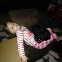 Brinley and Lizzy